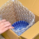 超強力大氣泡布&氣泡紙-包裝範例-紙箱周圍保護-祥昊科技airbubble